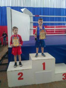 Победитель первенства Алдошин Кирилл